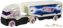 Hot Wheels - Track Stars - Haulin Heat szállítóautó (BFM70)