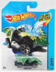 Hot Wheels színváltós kisautó - Vampyra (BHR44)