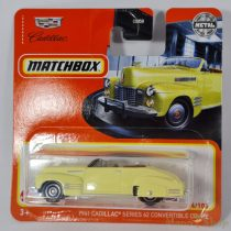 Matchbox - 1941 Cadillac Series 62 Convertible Coupe (GXM52)