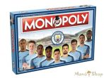 Manchester City Monopoly - angol nyelvű