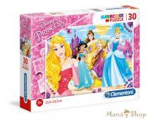 Clementoni Disney Princess 30 db-os puzzle