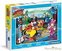 Clementoni Mickey és barátai - Boxutca 30 db-os puzzle