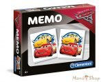 Clementoni Verdák 3 Memóriajáték