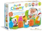 Clementoni Clemmy Baby - Mókás farm állatok