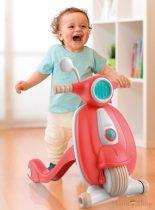 Clementoni Baby - Vespa járássegítő