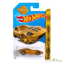 Hot Wheels - Exclusive Gold Edition - Ford Shelby GR-1 Concept (DPN13)