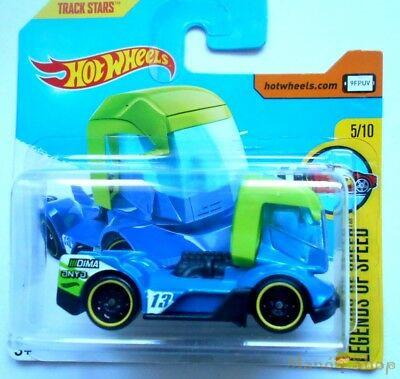 Hot Wheels Legends of Speed - Rig Heat kisautó (DTX13)