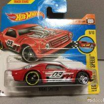 Hot Wheels - Legends of Speed - Night Shifter (DTX30)
