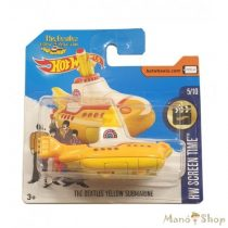 Hot Wheels - HW Screen Time - The Beatles Yellow Submarine (DTX33)
