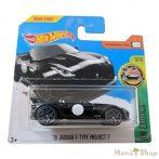 Hot Wheels - HW Exotics - '15 Jaguar F-Type Project 7 (DVB12)