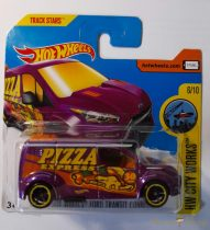 Hot Wheels - City Works - Hot Wheels Ford Transit Connect (DVC42)