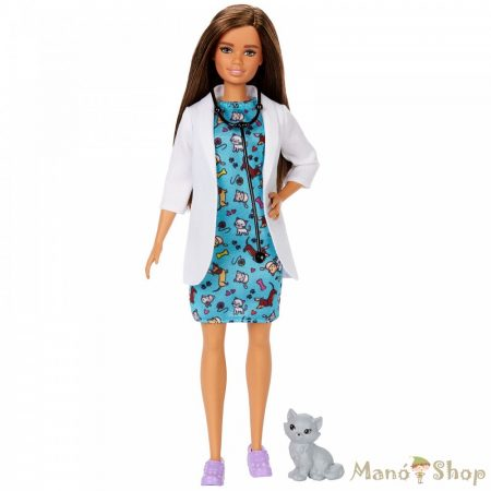 Barbie karrierbabák - Állatorvos