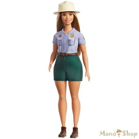 Barbie karrierbabák - Parkőr
