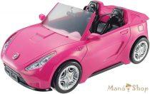 Barbie Sportkocsi - rózsaszín