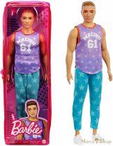 Barbie Fashionista barátok fiú babák - Malibu polóban (GRB89)