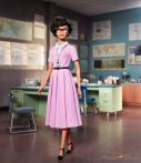 Barbie Katherine Johnson baba