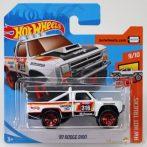 Hot Wheels - HW Hot Trucks - '87 Dodge D100 (FVJ65)