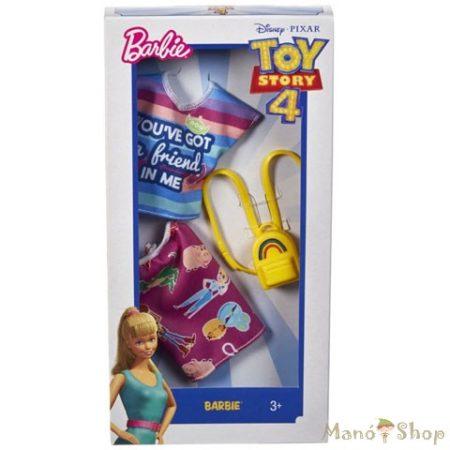 Barbie ruha szettek karakterekkel - Toy Story (FXK76)