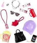 Barbie tematikus kiegészítő szett (FKR91)