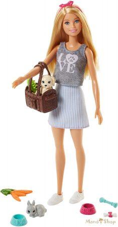 Barbie Piknikezés