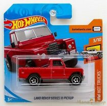Hot Wheels - HW Hot Trucks - Land Rover Series III Pickup (FYB54)