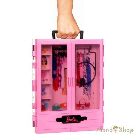 Barbie Fashionista öltözőszekrény