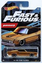 Hot Wheels Fast & Furious '69 Ford Torino Talladega