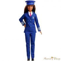 Barbie 60. évforduló karrier baba - Pilóta