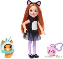 Barbie - Chelsea Club - cica jelmezben