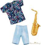 Ken karrier ruhák - Szaxofonos