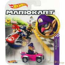 Hot Wheels - Mario Kart - Waluigi (GJH54)