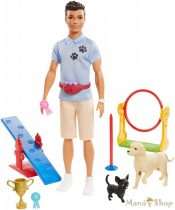 Barbie karrierista Ken: Kutyakiképző