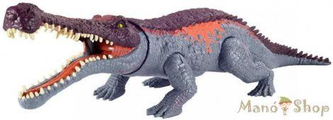 Jurassic World Fogcsattogtató dínó - Sarcosuchus