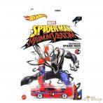 Hot Wheels - Marvel Spiderman Maximum Venom - Spider Man - '70 Dodge Hemi Challenger (GJV24)