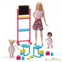 Barbie Iskola szett