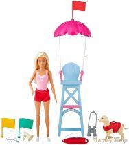 Barbie Vízimentő játékszett (GTX69)