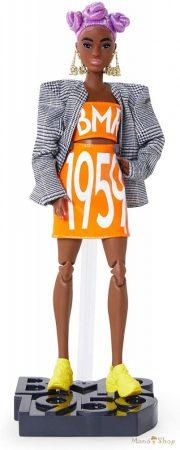 Barbie BMR1959 - Barbie retro divatbaba kockás zakóban