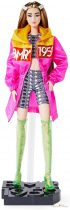 BMR1959 - Barbie retro divatbaba neon szettben