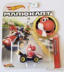 Hot Wheels - Mario Kart - Red Yoshi (GPD90)