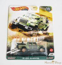 Hot Wheels Premium - Hyper Haulers - '20 Jeep Gladiator (GRJ86)