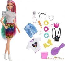 Barbie - Vadóc Frizurák baba (GRN81)