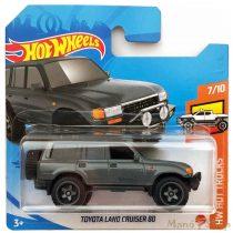 Hot Wheels - HW Hot Trucks - Toyota Land Cruiser 80 (GRX22)