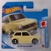 Hot Wheels - HW J-Imports - Costum '70 Honda N600 (GRX33)