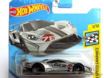 Hot Wheels - HW Speed Graphics - 2016 Ford GT Race (GRY40)