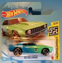 Hot Wheels - HW Speed Graphics - '69 Copo Canaro (GRY44)