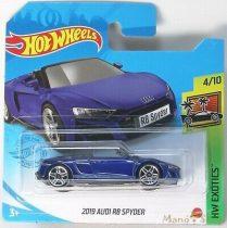 Hot Wheels - HW Exotics - 2019 Audi R8 Spyder (GRY87)