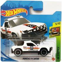 Hot Wheels - HW Exotics - Porsche 914 Safari (GRY88)