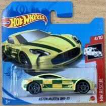 Hot Wheels - HW Rescue - Aston Martin One-77 (GTB13)