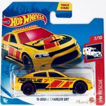 Hot Wheels - HW Rescue - '15 Dodge Charger SRT (GTB10)