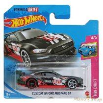 Hot Wheels - HW Drift - Costum '18 Ford Mustang GT (GTB25)